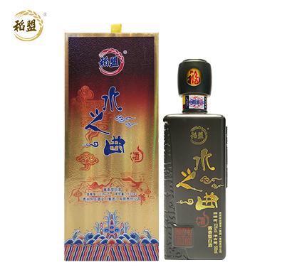 贵州水之曲珍藏酱香型白酒
